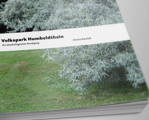 Volkspark Humboldthain – Ein dendrologischer Rundgang: Cover