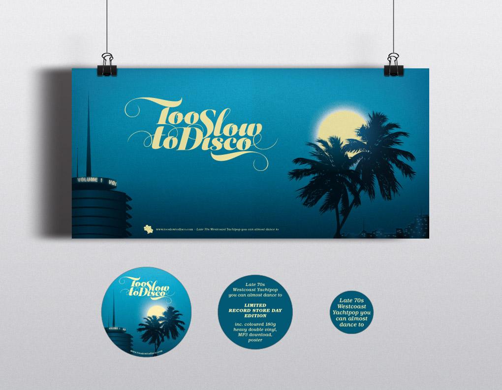 Too Slow To Disco - Volume 1