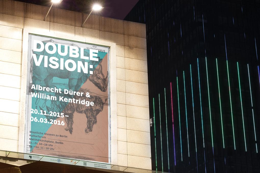 Double Vision: Albrecht Dürer & William Kentridge